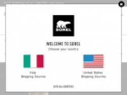 Sorel Promo Codes