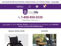 SpinLife Promo Codes August 2018