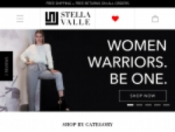 Stella Valle Coupon Codes August 2018