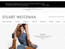 FREE Standard Ground Shipping On All Orders At Stuart Weitzman
