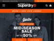FREE Standard Shipping On All Orders At Superdry