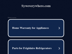 Syw Everywhere Coupon Codes August 2018
