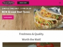 Order Online Mexican Food At Taco Cabana