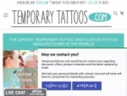 Tattoo Sales Promo Code April 2019