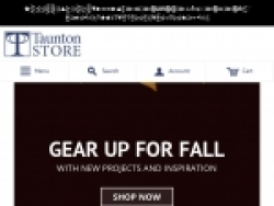 Taunton Store Coupons August 2018
