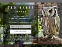 30% OFF Select Styles At Ted Baker