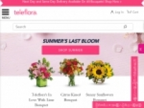 Sign Up For Special Offers + Updates From Teleflora