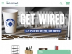 The Shelving Store Coupon Codes August 2018