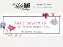 The Style Bar Boutique Coupon Codes August 2018