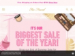 20% OFF Your First Order With Email Sign Up At Too Faced