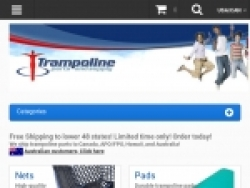 Trampoline Parts and Supply Discount Codes August 2018