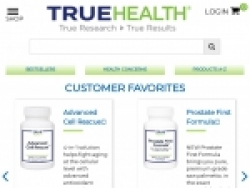 True Health Coupon Codes August 2018