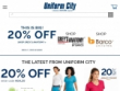 Up To 75% OFF Clearance Items + FREE Shipping At Uniform City