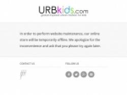 URBkids Promo Codes August 2018