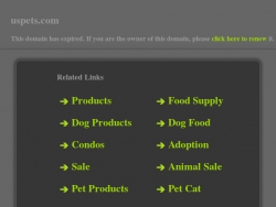 US Pets Discount Code October 2018