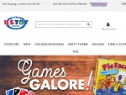 US Toy Promo Code August 2018