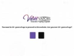 Velvet Vapors Coupon Codes August 2018