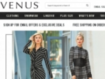 Up To 75% OFF On Clothing Clearance At Venus
