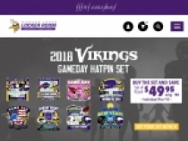 20% OFF W/ Official Credit Card Of Vikings At Minnesota Vikings