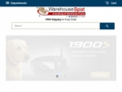 Warehouse Spot Coupon Code August 2018