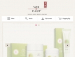 Wei East Promo Codes August 2018