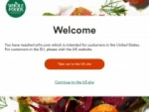Up To $3 OFF Select Items With Whole Foods Market Coupons