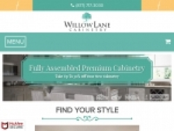 Willow Lane Cabinetry Coupon Codes August 2018