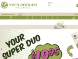 Yves Rocher US & CA Coupon Code August 2018