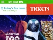 Up To $10 OFF When You Buy Tickets At San Diego Zoo