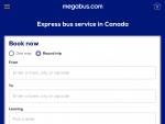 Megabus Canada Coupons