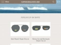 Clip On Sunglasses Coupons