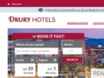 Up To 15% OFF Booking W/ eSaver Rates At Drury Hotels