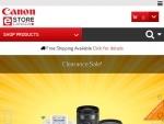 Canon Canada Promo Codes