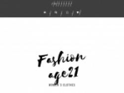 Fashionage21 Coupons May 2019