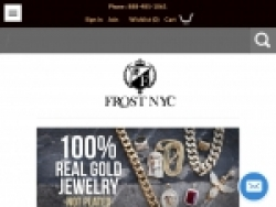 FrostNYC Coupon Codes August 2018