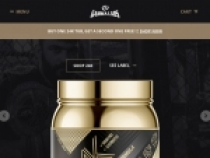 FREE Shaker Cup With Purchase of 24K Strength Formula at Gamma Labs