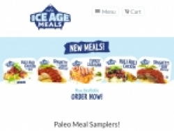 Ice Age Meals Coupon Codes August 2018