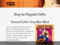 Organic Coffee From $4.99/Month At Muddy Waters Coffee Co