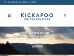 Kickapoo Coffee Coupons