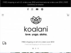 Koalani Apparel Promo Code August 2018