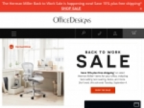 FREE Standard Delivery On Most Items At OfficeDesigns