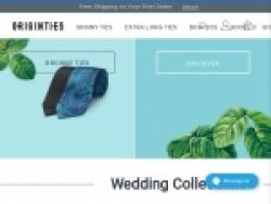 OriginTies Coupon Codes August 2018