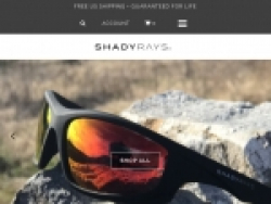 Shady Rays Coupon Codes August 2018