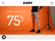 Up To 70% OFF Clearance Items + FREE Shipping At Sleefs