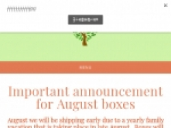 SpearCraft Book Box Coupon Codes August 2018