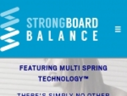 StrongBoardBalance.com Coupon Codes August 2018