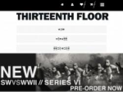 Thirteenth Floor Coupon Code August 2018