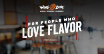 Up To $5 OFF After 5 Orders W/ Wing Zone Rewards