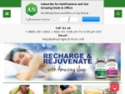 Amazing Nutrition Coupons August 2018