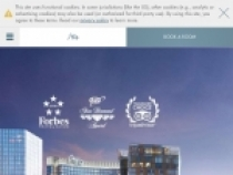Up To 20% OFF Room Rates As Joining M Life Rewards Program At Aria